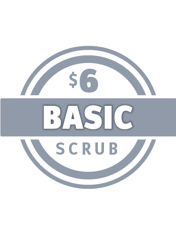 Basic Scrub Wash
